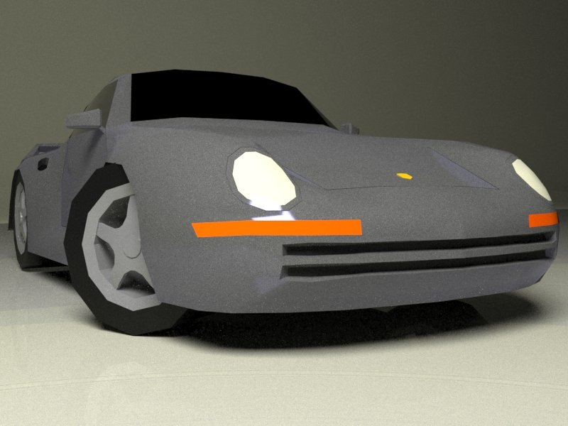 Porsche 959 1986 Lowpoly 3d Model In Sport Cars 3dexport