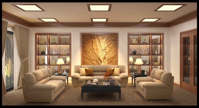 Clical Livingroom Model