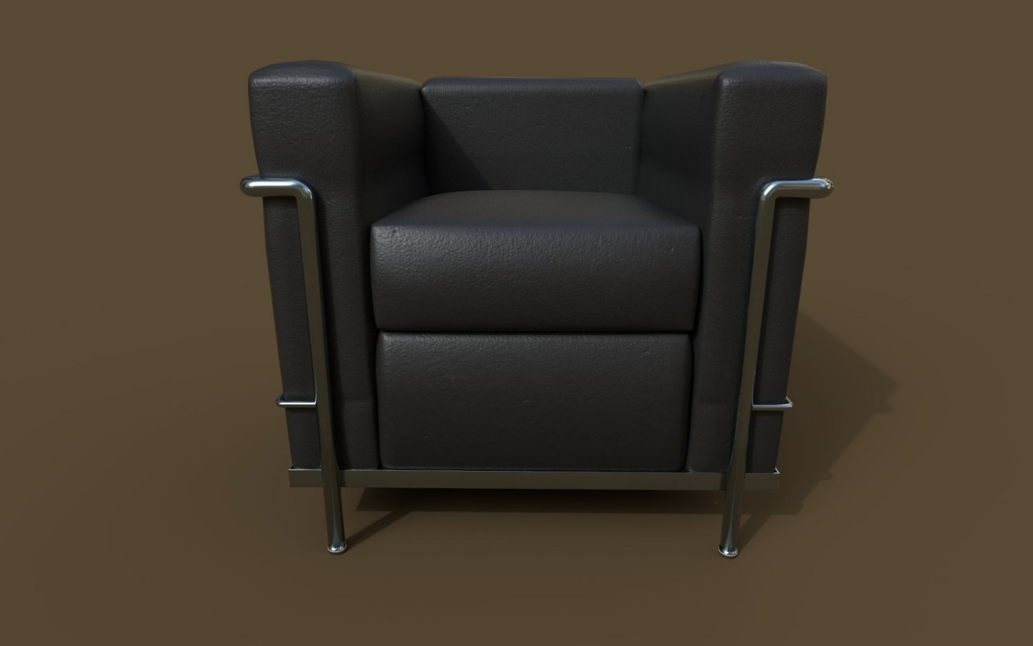 LC2 Armchair By Le Corbusier. Remove Bookmark Bookmark This Item