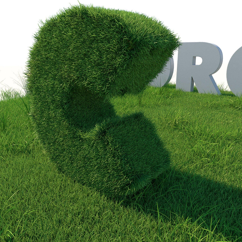 Grass Kit III for C4D and Corona render 3D Model in Environment 3DExport