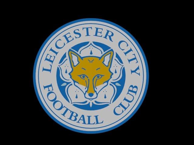 Leicester city 3d logo 3D Model in Awards 3DExport