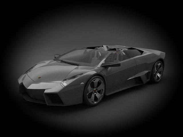 lamborghini reventon roadster 2012 3dモデル in スポーツカー 3dexport
