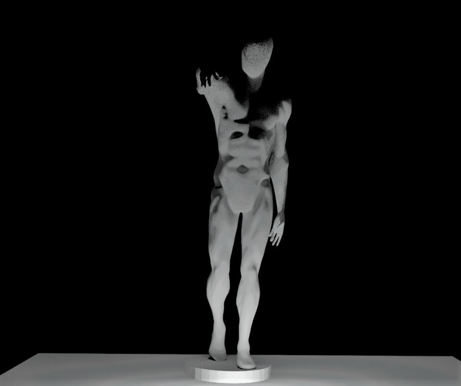 Anatomy Pose Free 3d Model In Anatomy 3dexport