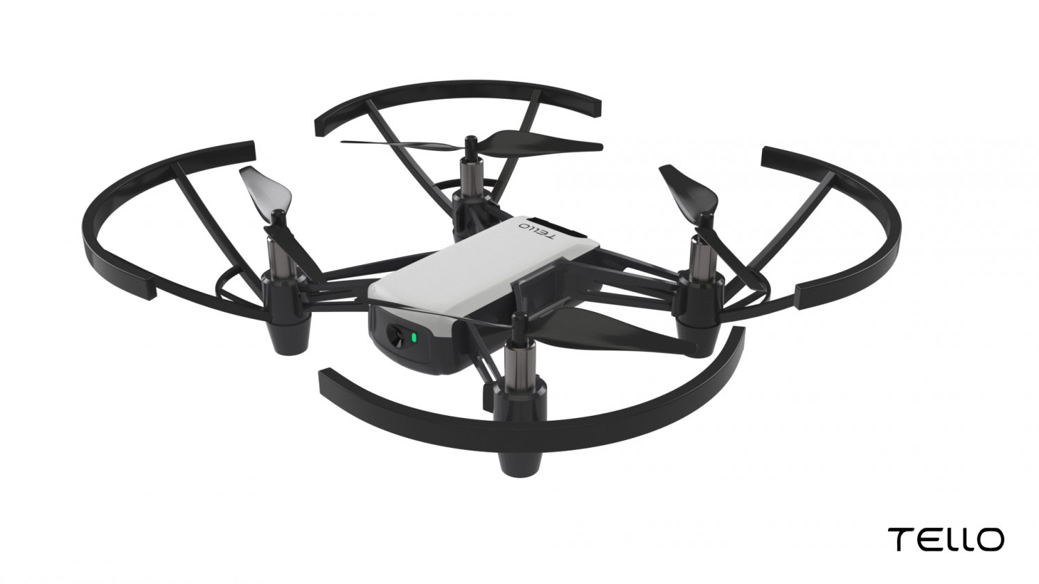 DJI Tello Drone 3D Model in Drone / Copter 3DExport