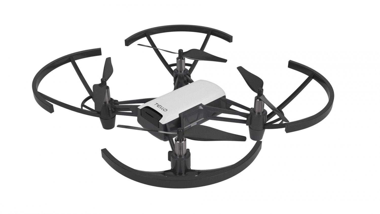 DJI Tello Drone 3D Model in Drone / Copter 3DExport