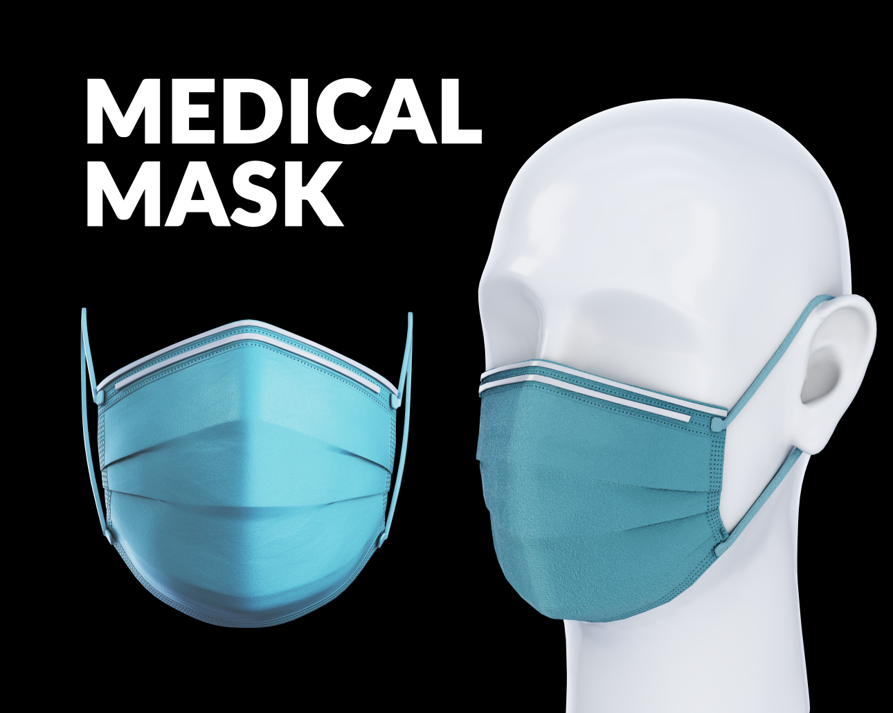 surgical ace mask