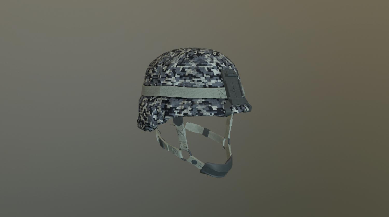 Military helmet 3D Model in Clothing 3DExport