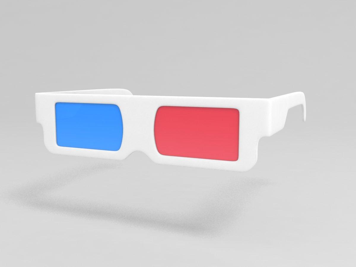 In Glasses Vestito 3d Modello Model 3dexport 5AjRL34