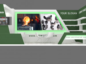 3d Exhibition Stand Design Software Free Download : Booth d models download d booth available formats c d