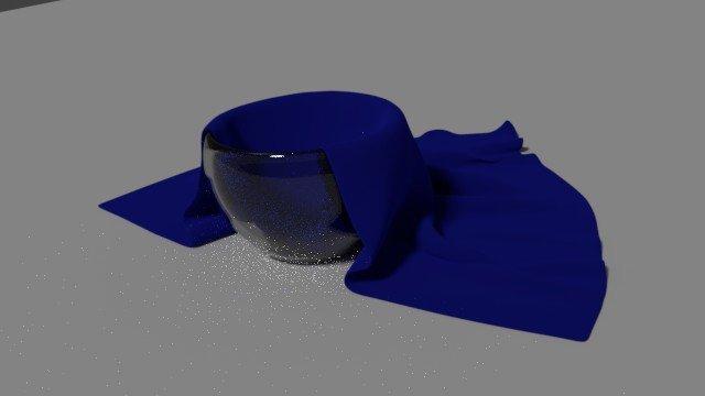 Cloth Free 3D Model in Other 3DExport