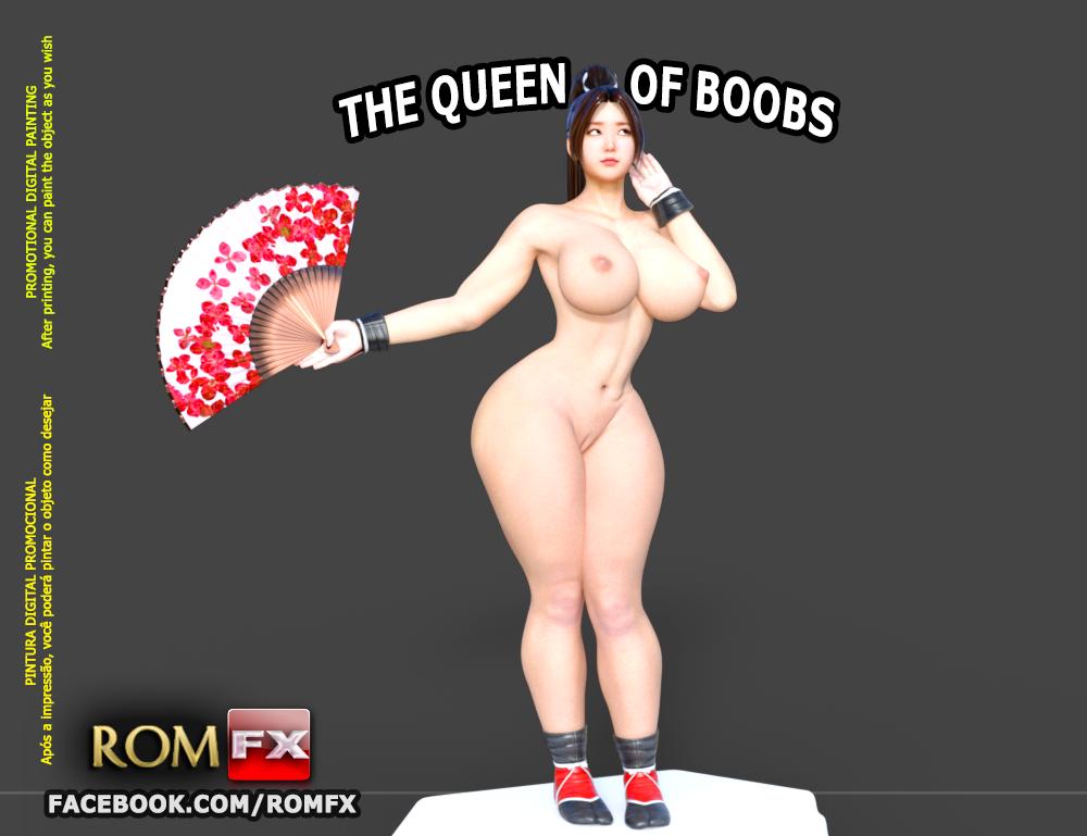 Animacja 3D Monster Porn