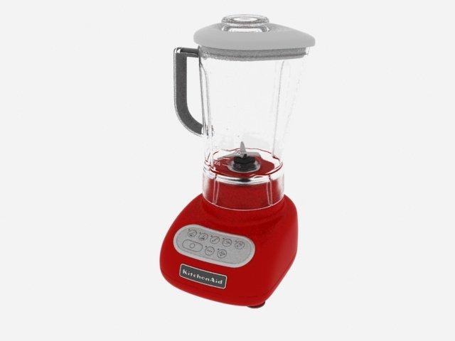 Blender 3D Model in Cookware Tools 3DExport