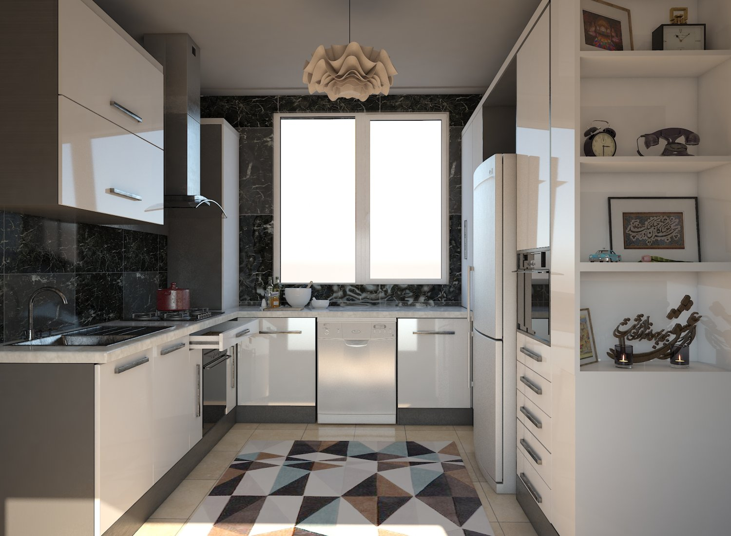 Kitchen 3d Model - Kitchen Appliances Tips And Review