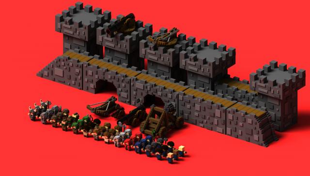 magicavoxel 3D Models - Download 3D magicavoxel Available formats
