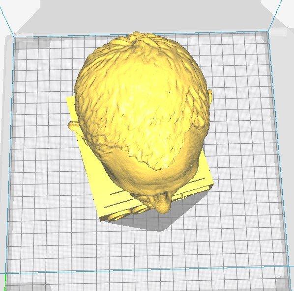 James Bond -Daniel Craig- sculpture 3D print ready STL file 3D Model in Man  3DExport