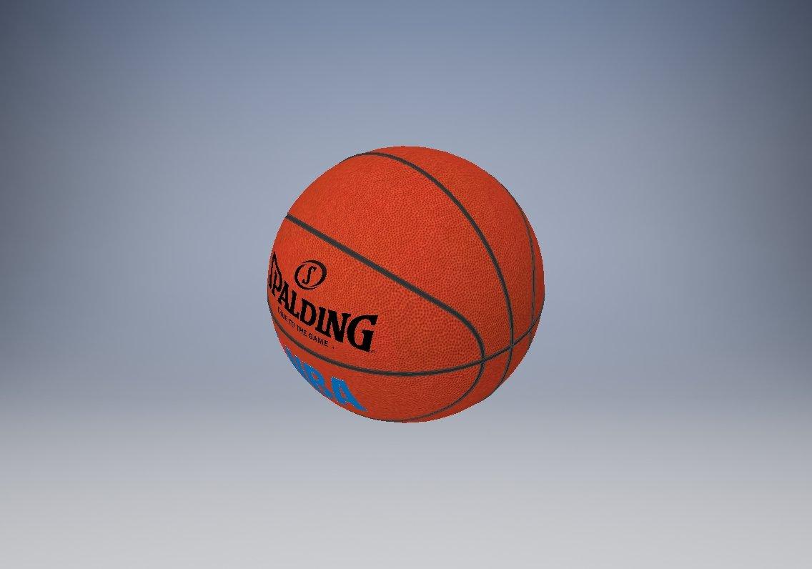 dcf98a1d42 Basketball ball 3D Model in Sports Equipment 3DExport