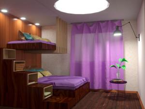 3d max models free download interior bedroom