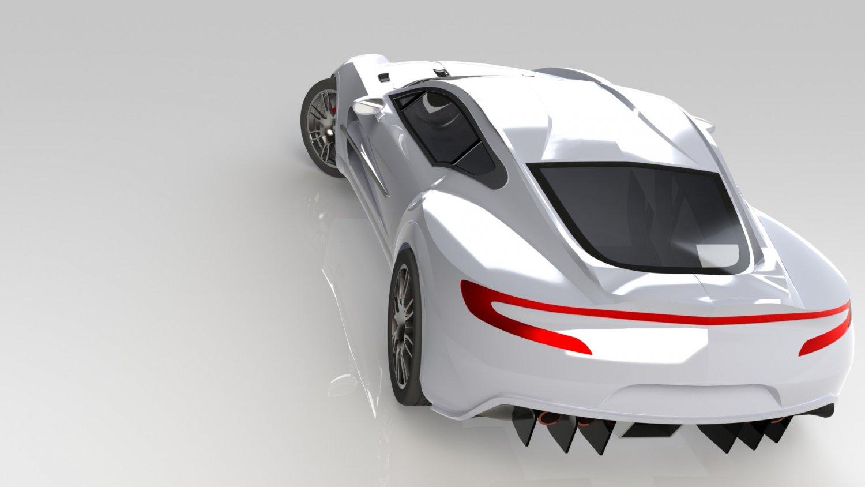 Aston Martin 3d Model In Sport Cars 3dexport
