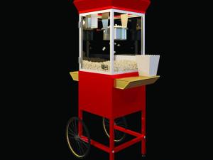 popcorn 3D Models - Download 3D popcorn Available formats