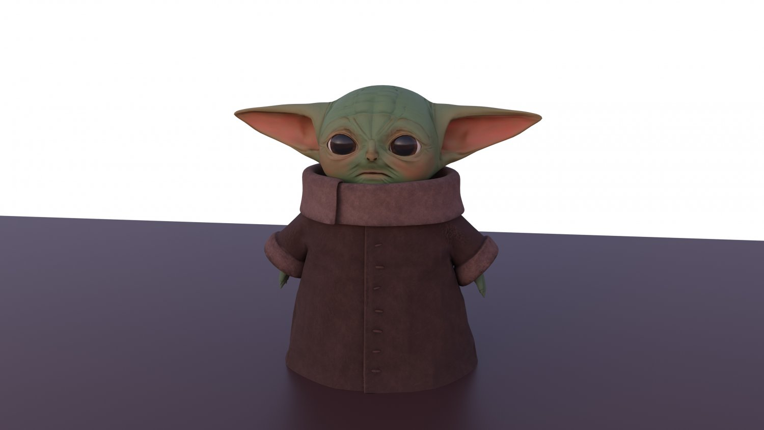 aby Star Wars Yoda 3D Solid Plastic Keyring