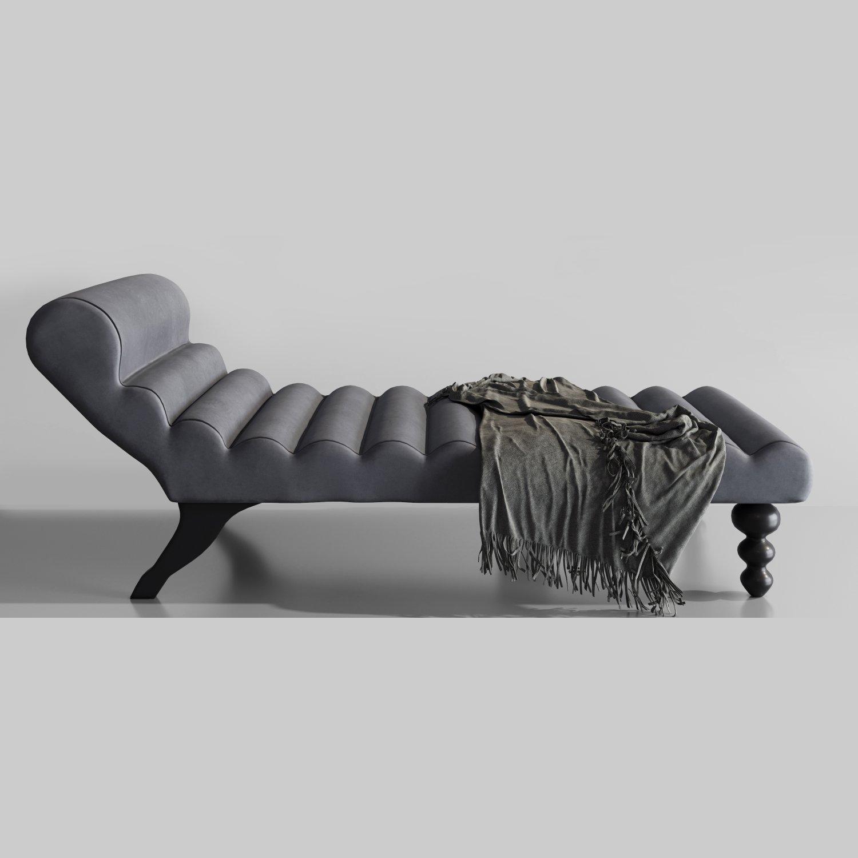 Modern Design Lazy Chaise Lounge Indoor 3d Model In Sofa 3dexport